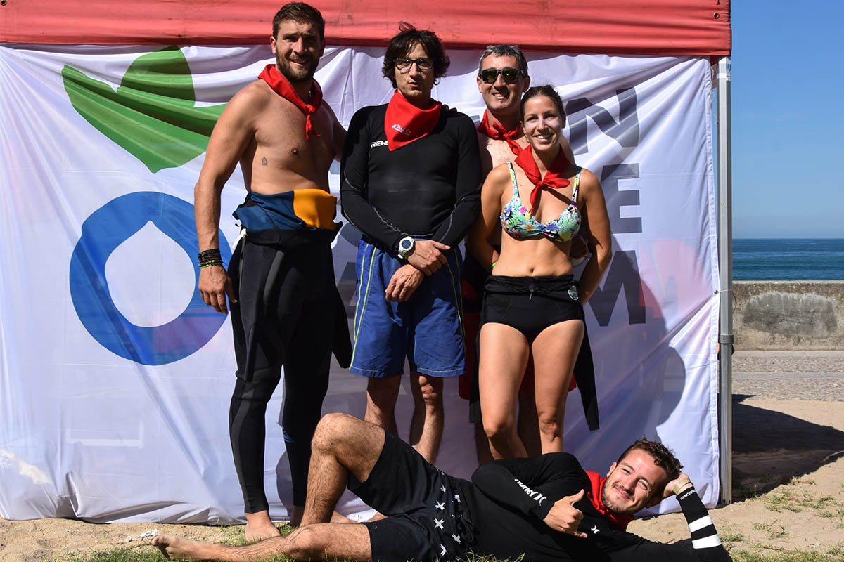 TALDEA partenaire de surf contre la faim