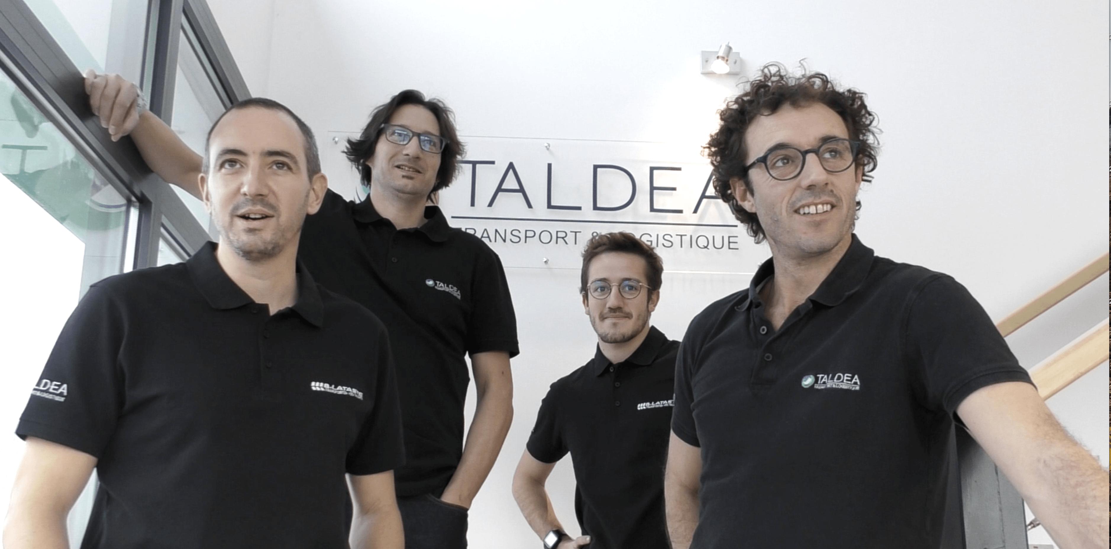 Toute l'équipe du GIE-TALDEA vous souhaite une belle année 2019 !